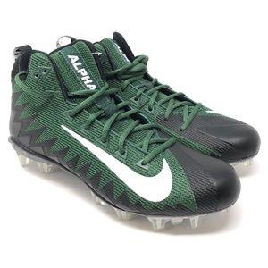 fcf0b53da15b60 ... TD MEN S FOOTBALL CLEATS SIZE 11 Nike Football Cleats Alpha Menace Pro  Mid Sz 10.5 ...